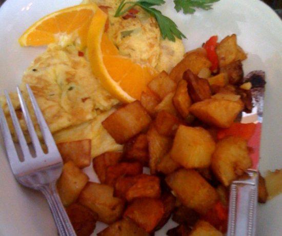 Tapeo 29 - 3 Egg Omelette