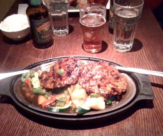 Vegetarian's Paradise 2 - Shanghai Tofu Steak