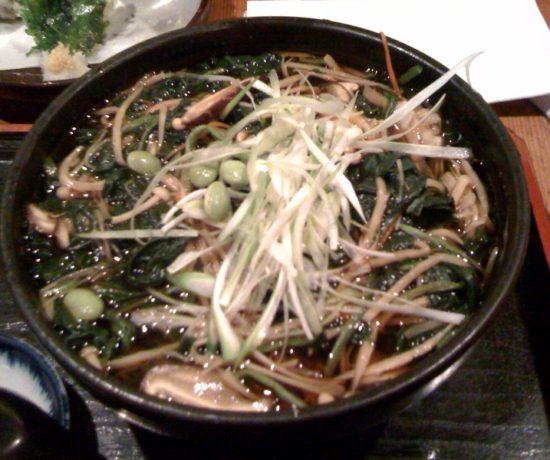 Soba-ya - Yasai Hot Soba