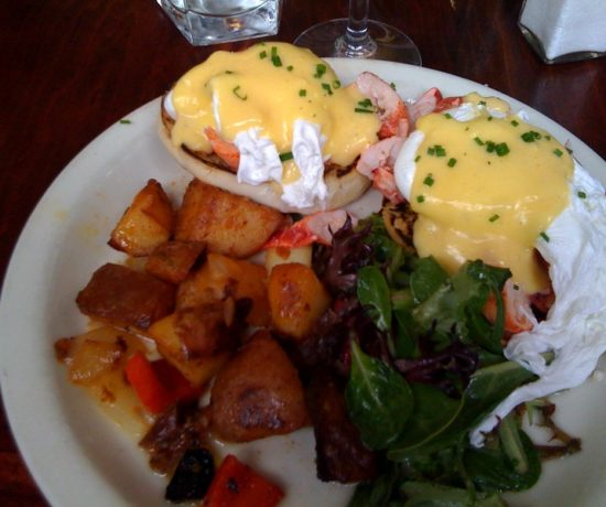 Essex - Lobster Benedict