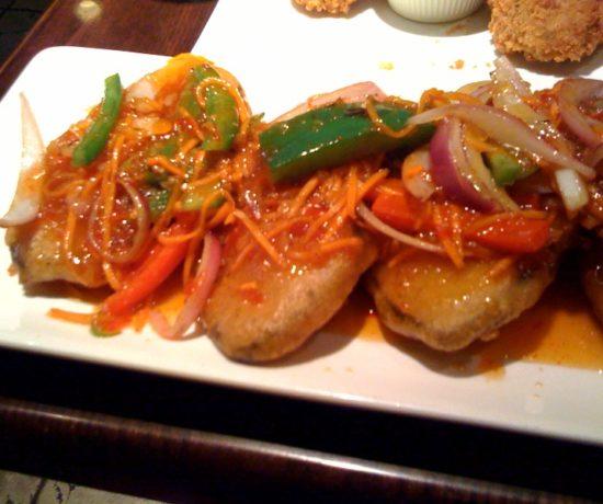 Vegetarian's Paradise 2 - Thai Spicy Fish
