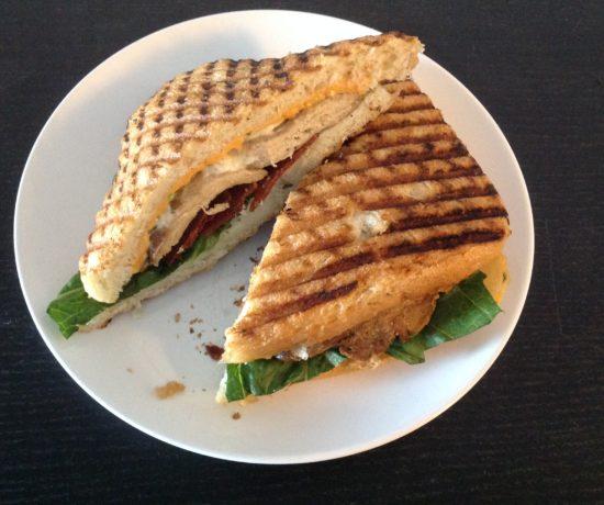 Terri - Bacon Cheddar Chicken Ranch Sandwich