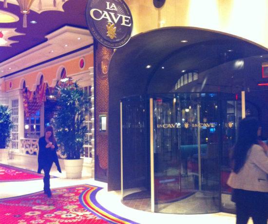 La Cave at The Wynn