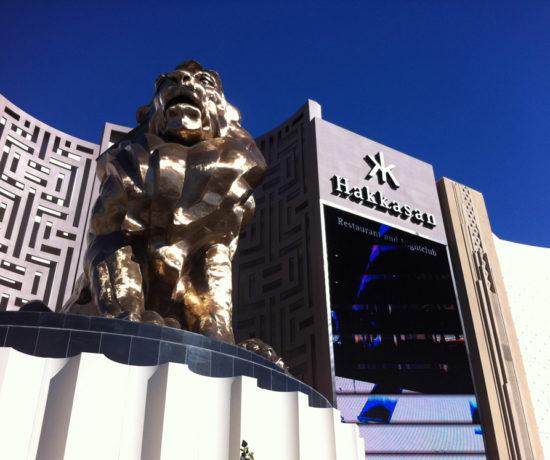 MGM Hakkasan Exterior