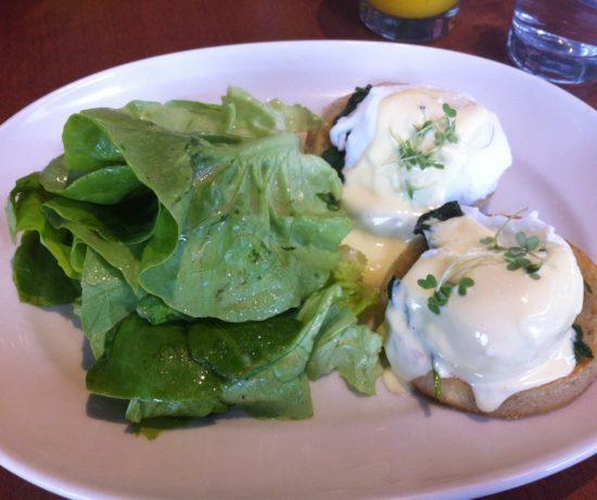Eggs Florentine - Marty's Market