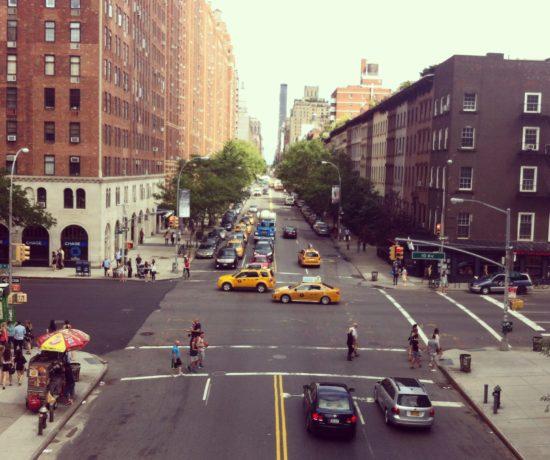 The High Line - New York City