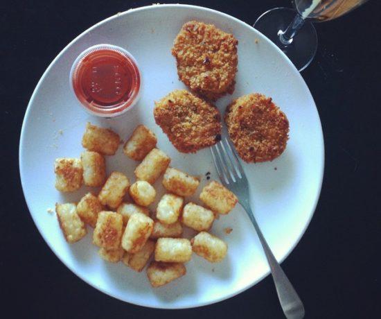 Fried Chicken & Sparkling Wine
