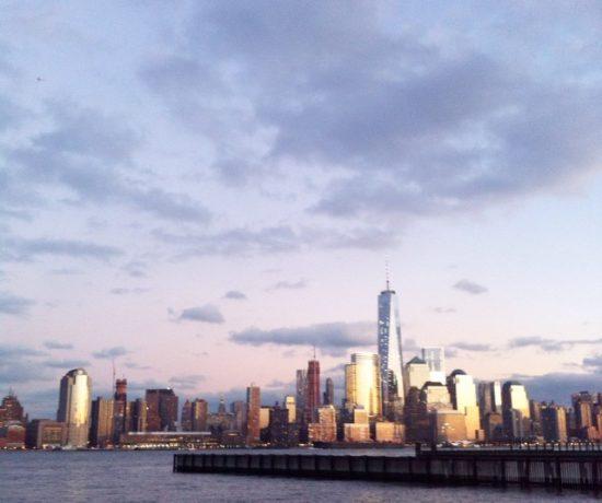 New York City, Hudson River