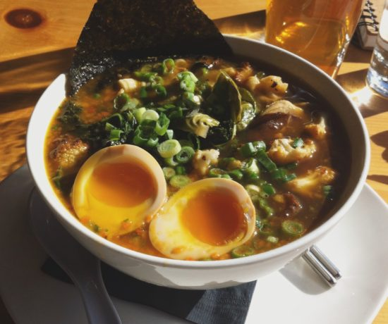 Alpha & Omega Ramen, Union Republic