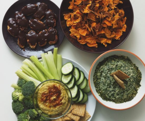 Vegetarian Super Bowl Snacks