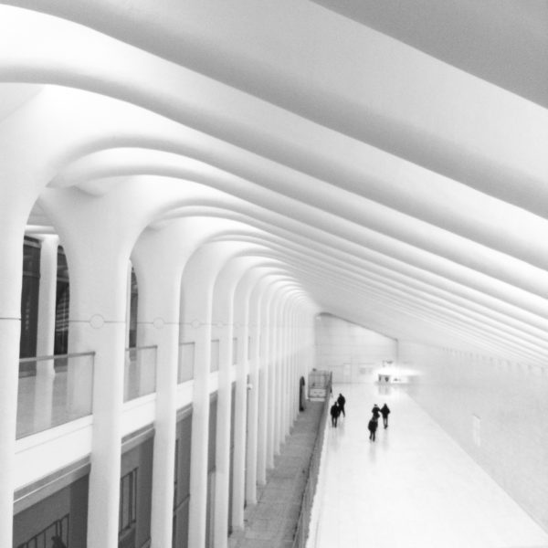 West Concourse, World Trade Center, NYC