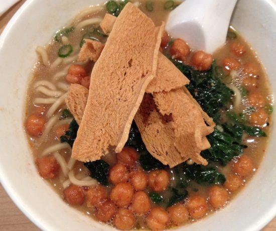 Chickpea Hozon Ramen, Momofuku Noodle Bar