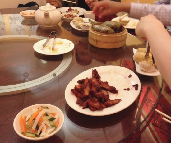 Buddha Bodai Vegetarian Kosher Dim Sum, Chinatown