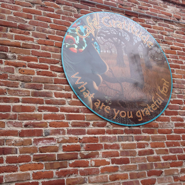 Cafe Gratitude, Berkeley