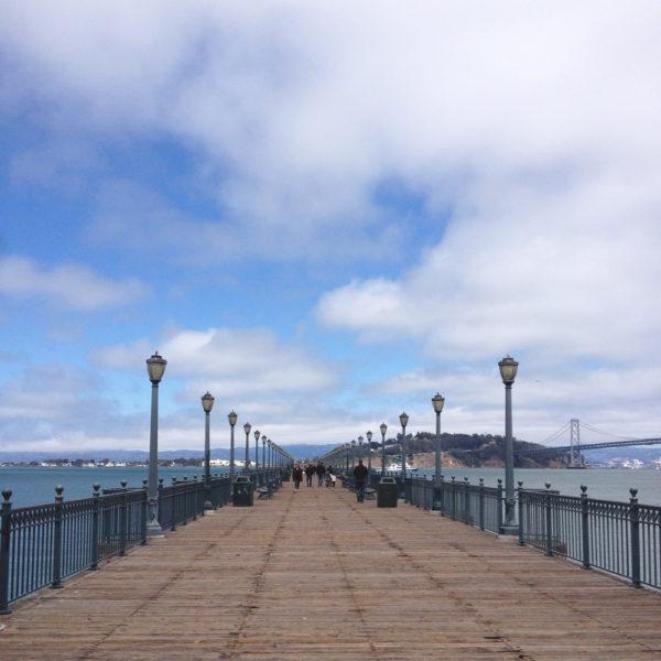 Embarcadero, Ferry Building, San Francisco