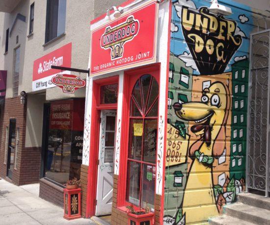 Underdog, San Francisco