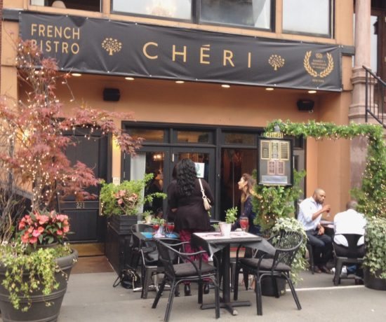 Cheri French restaurant, Harlem