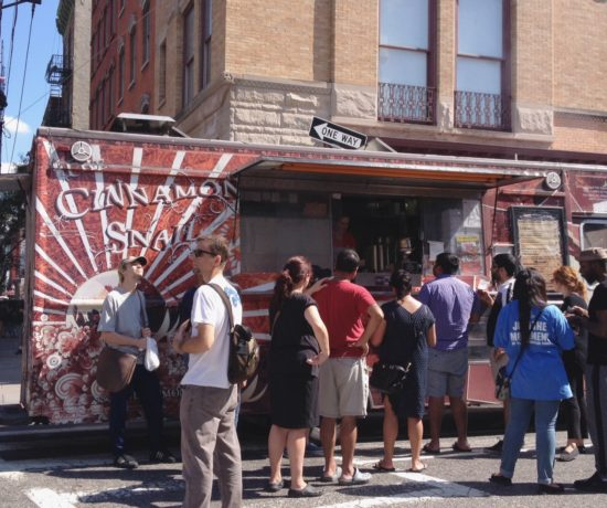 The Cinnamon Snail Vegan Food Truck