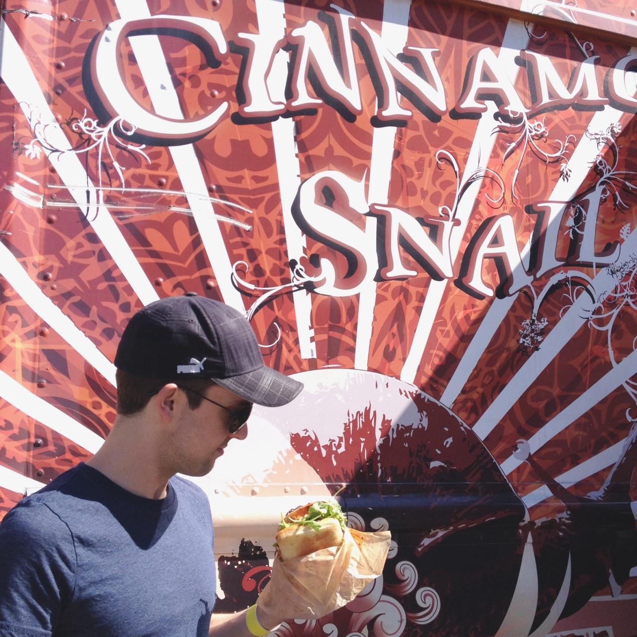 The Cinnamon Snail Vegan Food Truck