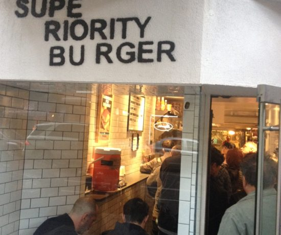 Superiority Burger, East Village