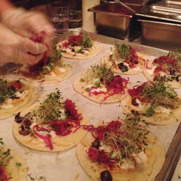 Jungle Cafe Vegan Tacos