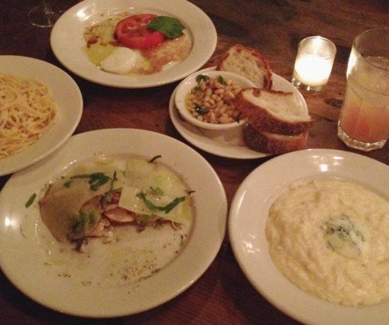 Supper, East Village