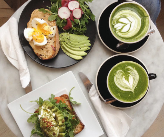 Chalait Matcha Cafe, West Village