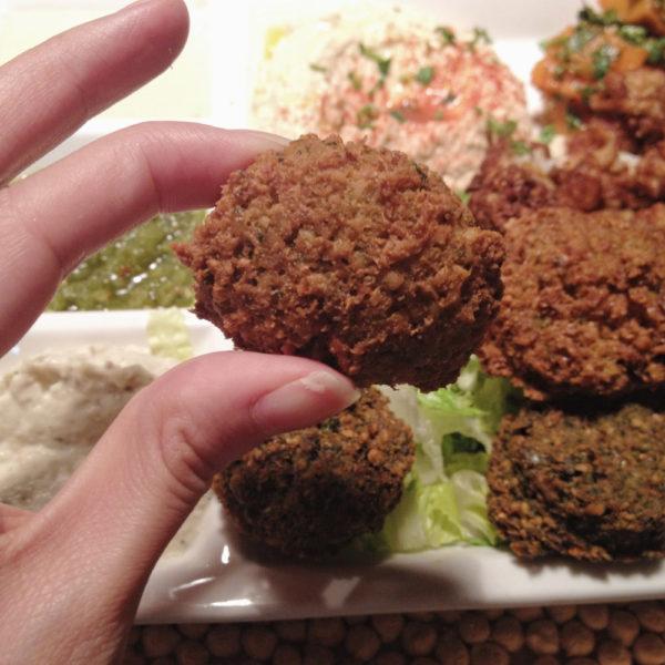 Falafel, Nish Nush