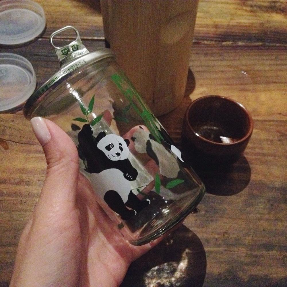 Panda Sake, Kopi Ramen