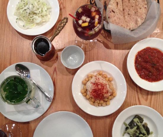 Brunch, Hummus Kitchen, Upper East Side