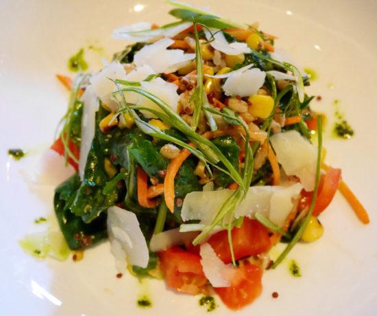 Kale Salad, Handcraft, Kips Bay