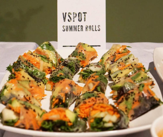 Earth Day Vegan Eats, V-Spot