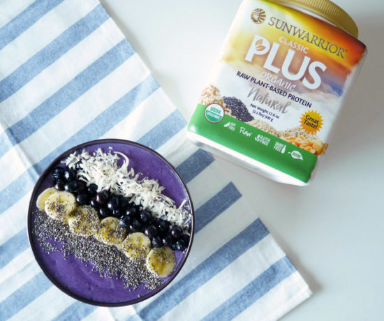 Sunwarrior Classic Plus Vegan Protein Powders