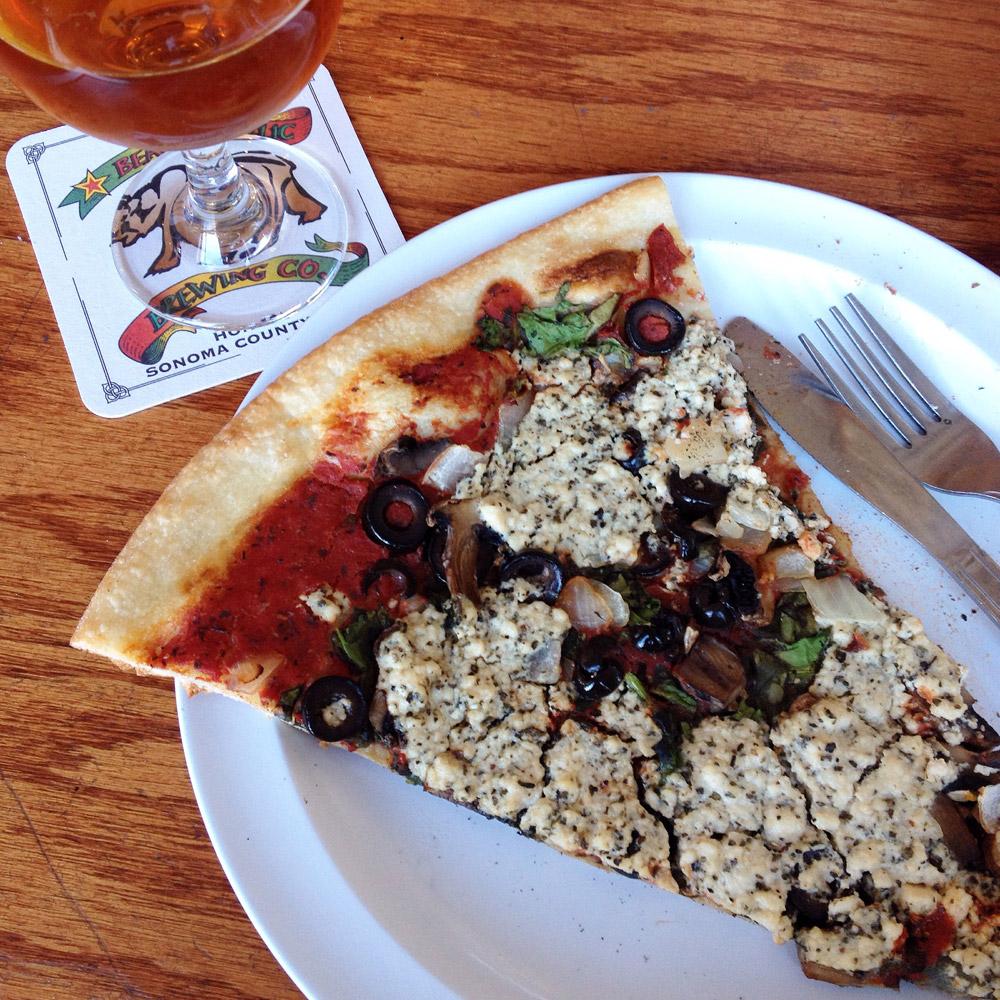 Lanesplitter Pizza, Oakland