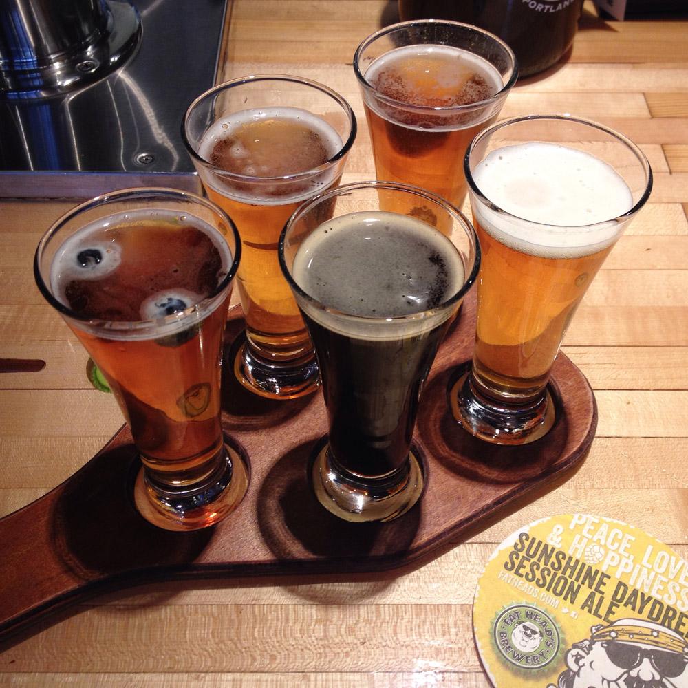 Fatheads Brewery, Portland
