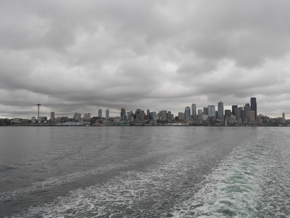Seattle Bainsbridge Ferry