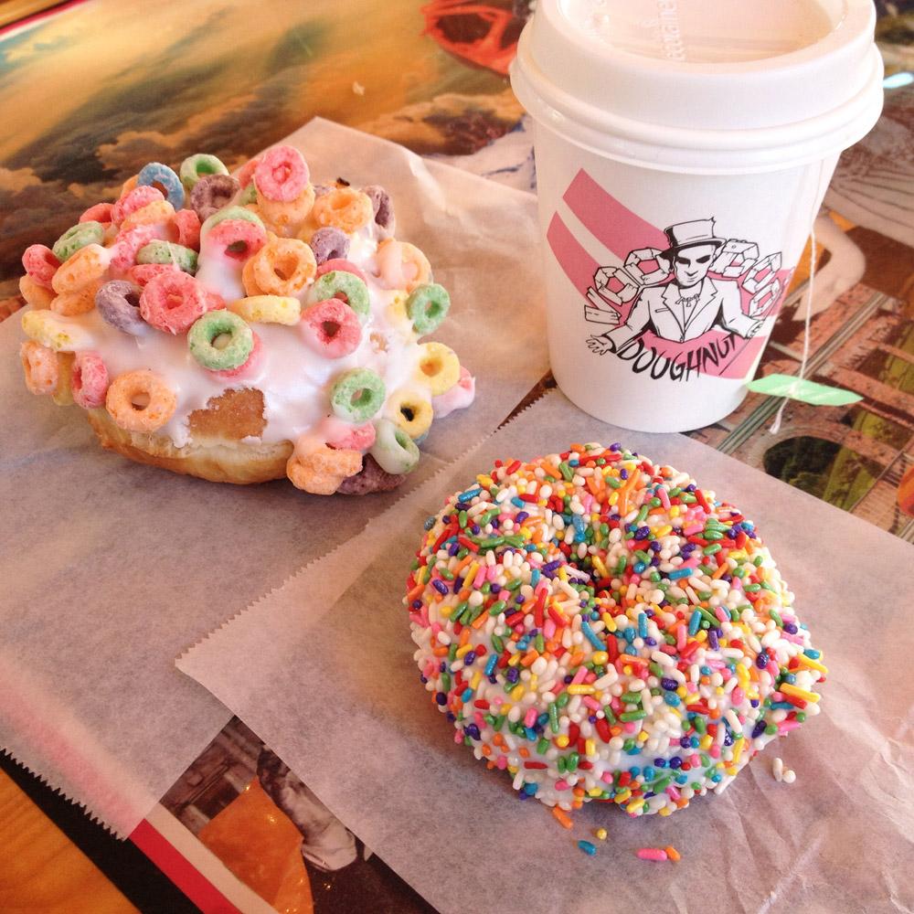 Voodoo Doughnut, Portland