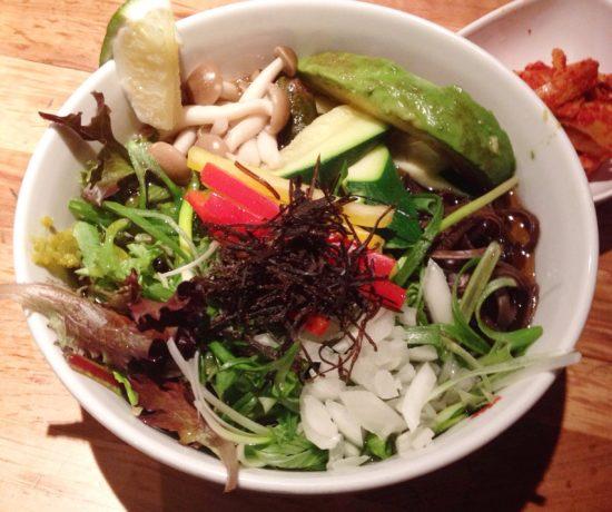Vegetable Ramen, Totto Ramen
