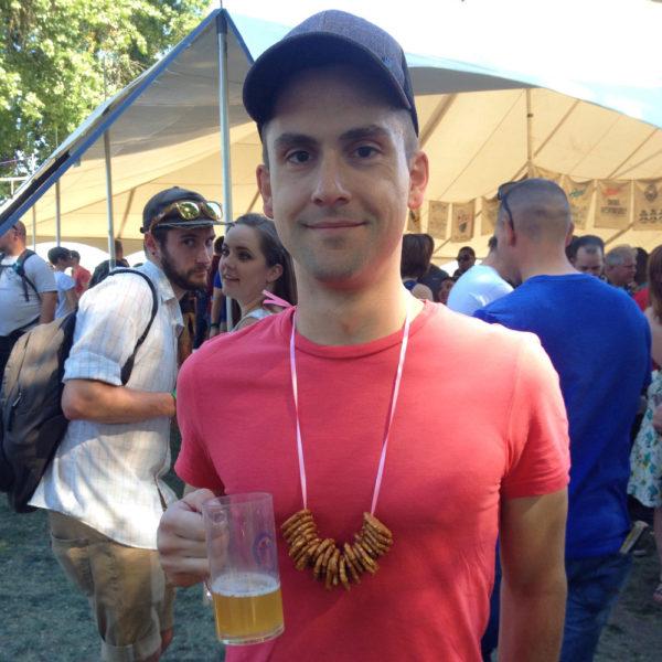 2016 Oregon Brewers Festival, Portland