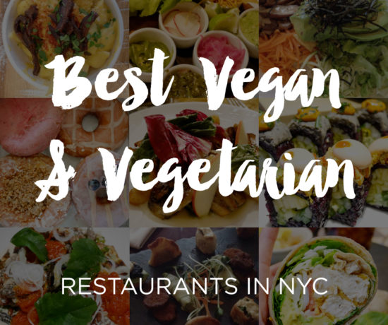 Best Vegan & Vegetarian Restaurants in NYC