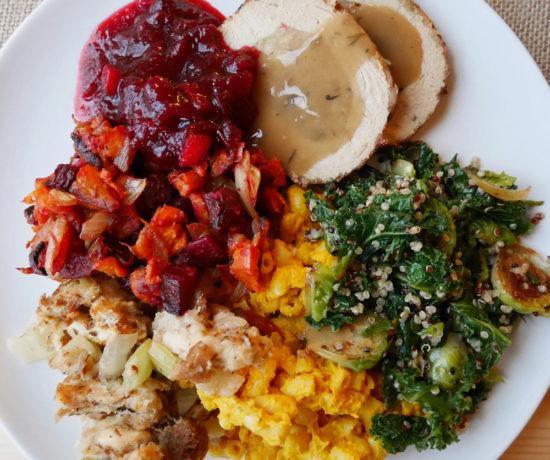 Vegan & Vegetarian Thanksgiving Recipes
