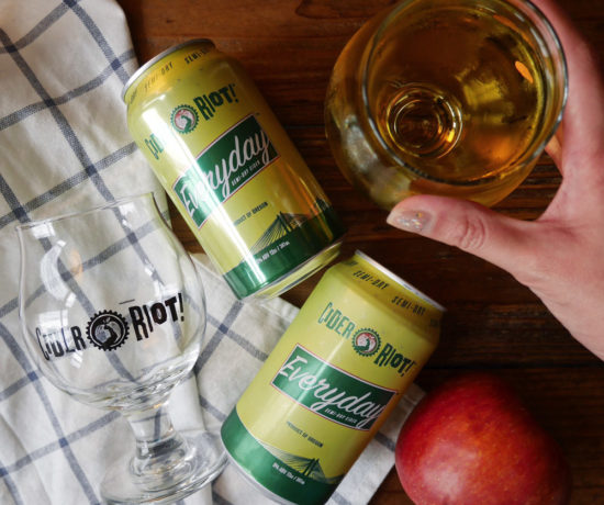 Cider Riot! Everyday Cider Cans