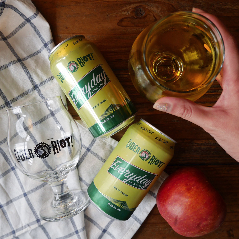 Cider Riot! Everyday Cider Cans