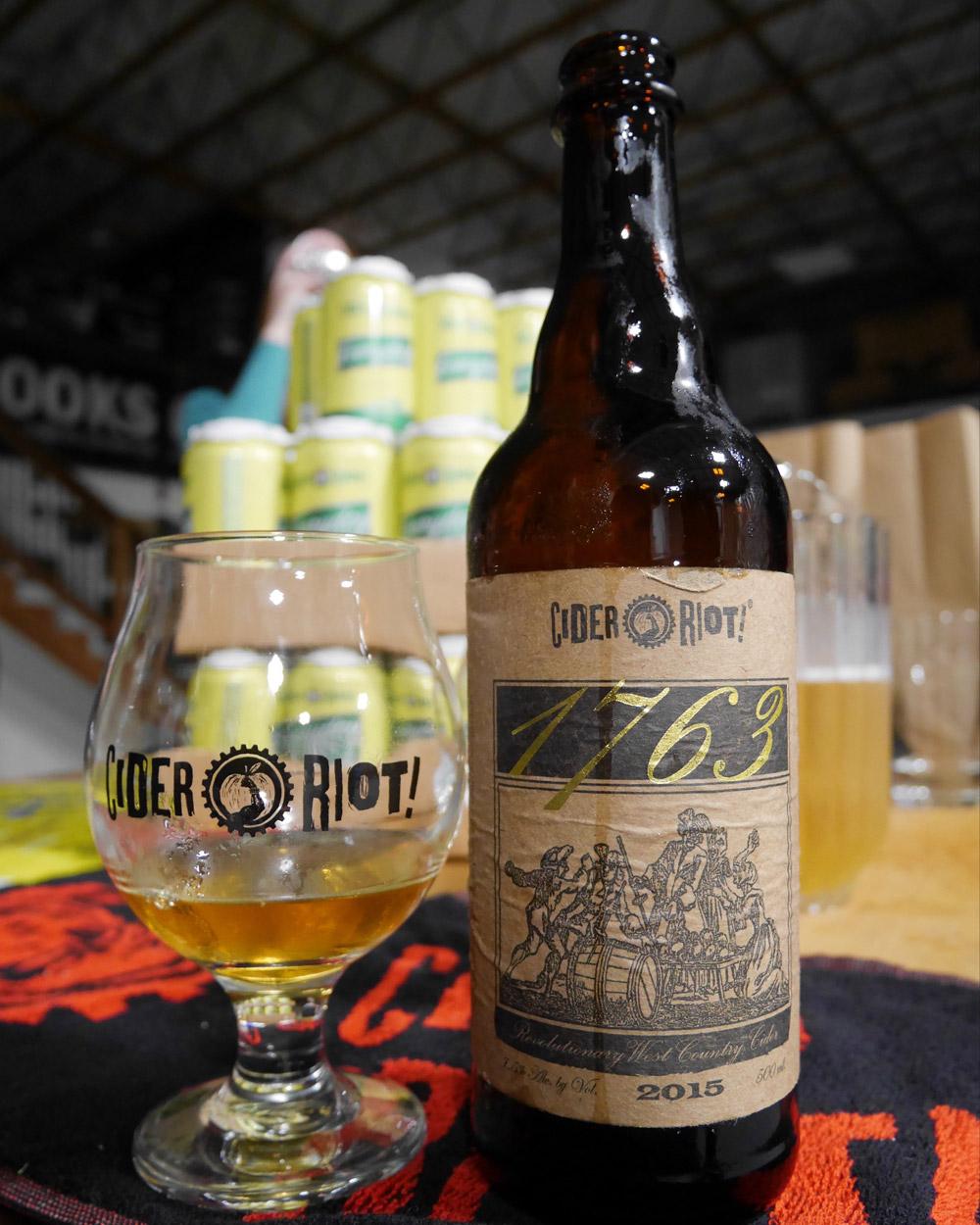 Cider Riot! Tasting & Tour