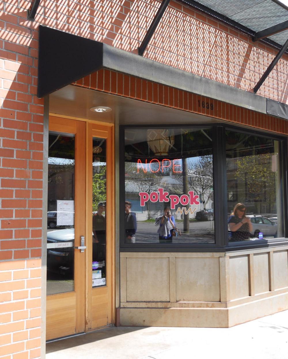 Pok Pok Northwest Portland, Oregon