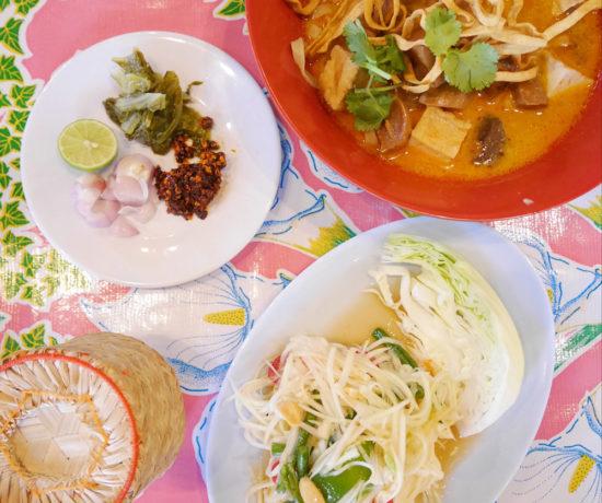 Thai Vietnamese Street Food at Pok Pok Northwest Portland