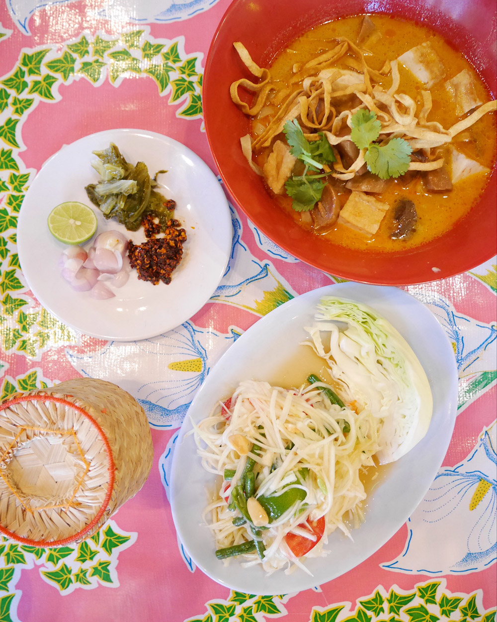 Thai Street Food at Pok Pok Northwest Portland