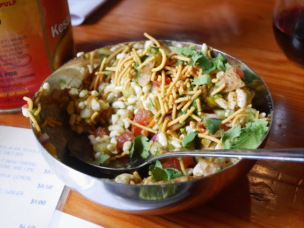 Bhel Puri, Bollywood Theater, SE Division, Portland