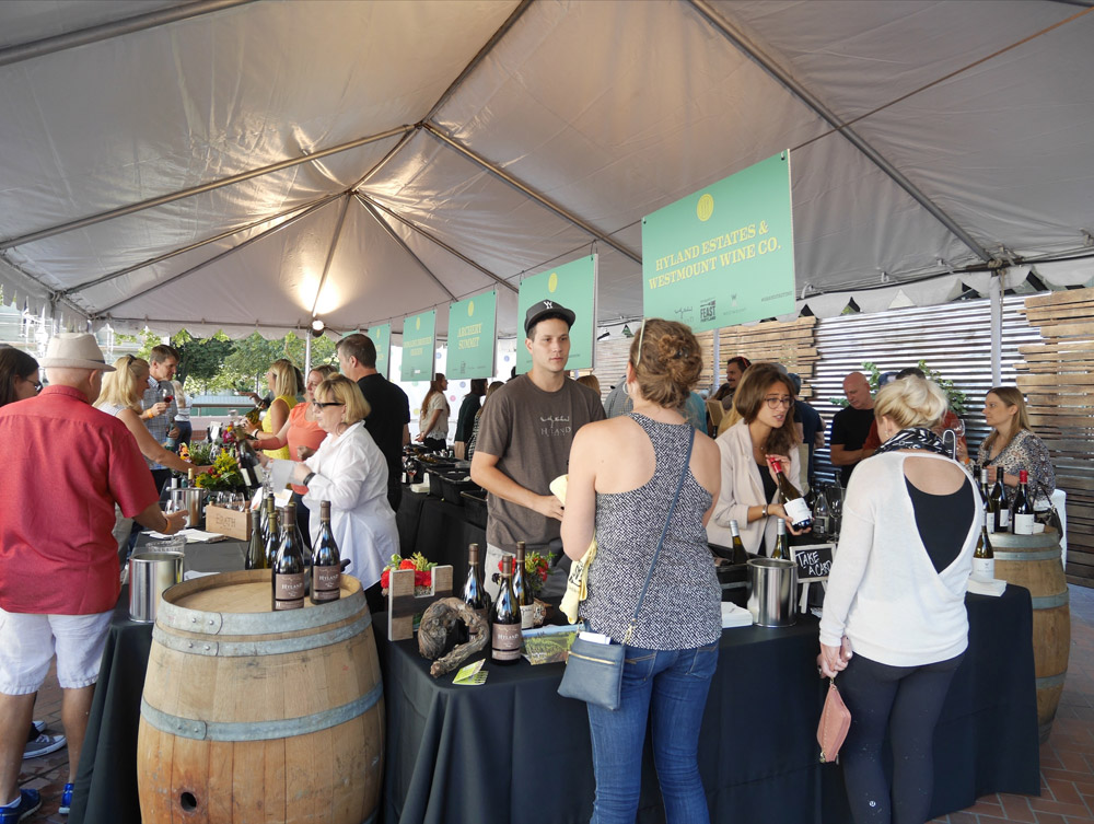 Feast Portland 2017: Friday & Saturday Grand Tasting, Wineries