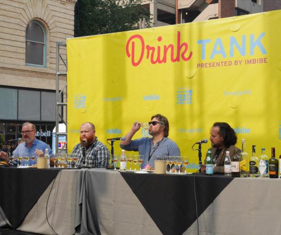 Feast Portland, Single Malt American Whisky Drink Tank